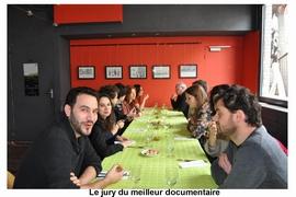 180Le jury du meilleur documentaire
